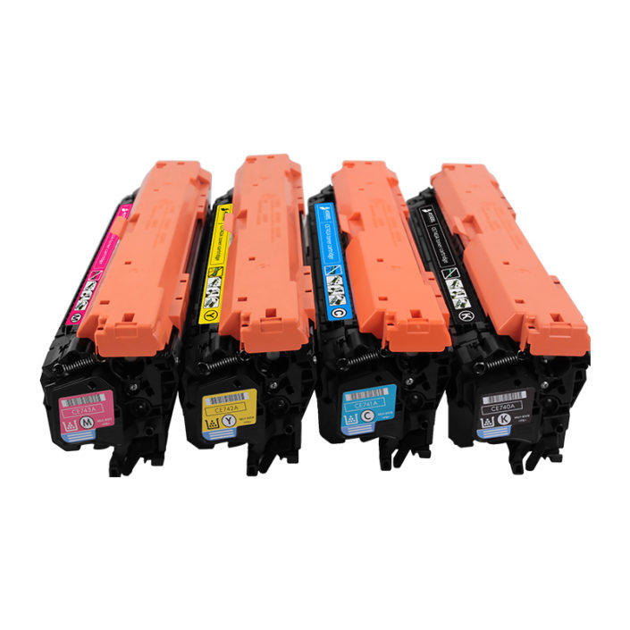 Toner Cartridge CE740A-CE743A