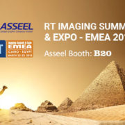 Asseel Booth at RT Imaging Summit & Expo 2018 in Cairo