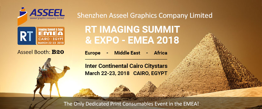 Asseel at RT Imaging Summit & Expo 2018 in Cairo