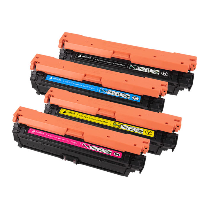 Toner Cartridge CE270A-CE273A
