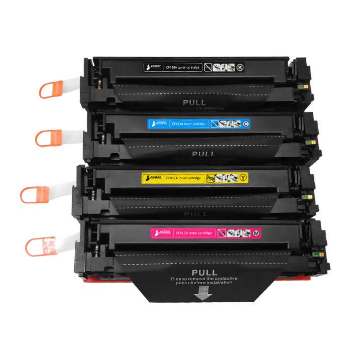 Toner Cartridge CF410A-CF413A