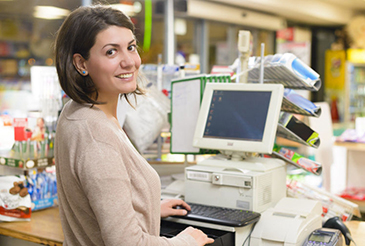 Global retail printer