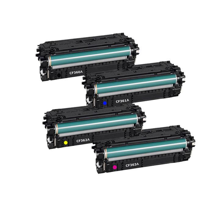 CF360A-CF363A toner cartridge